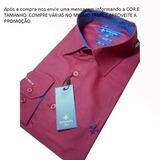 Promoção Camisa Social Dudalina Slim Fit Super Barato Frete