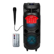 Parlante Portatil Bluetooth Aiwa Con Microfono Aw-t600d
