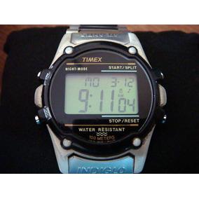a05343d0fafc Reloj Timex Ironman Triathlon Naranja - Reloj para Hombre en Mercado ...