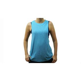 Musculosa Con Top Puma Celeste/azul Dama Deporfan