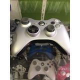 Control Xbox 360 Gris Oficial De Microsoft