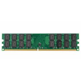 Memória Ddr2 4gb (1x4) 800mhz Pc2-6400u Para Amd E Intel