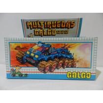 Galgo / Multirruedas 12 X 12 / Dec 80 / En Caja Sin Uso