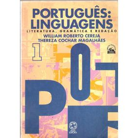 Português Linguagens- Do Professor - Vol. 1 E 2 - Magalhães