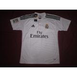 Camiseta Real Madrid Francia Holanda Chile Psg Remate
