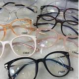 934264ca2f646 Armacao Oculos Feminino Grau Chloe no Mercado Livre Brasil
