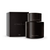 Perfume Attractive Masculino Água De Cheiro