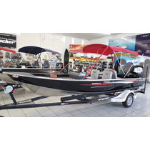 Barco Lancha Marfim 6.0 Freestyle Motor Mercury 60 Hp 4t Ct