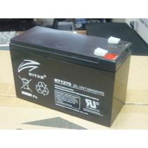 Bateria Sellada 12 Volts.carritos Electricos, No Breaks