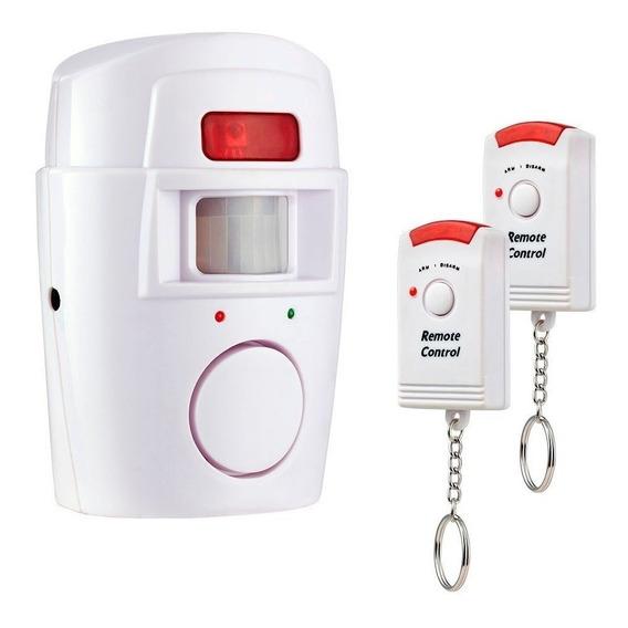 Alarma Domiciliaria Inalambrica Con Sensor Kit Casa Control