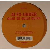 Olas De Quila Quina_ Alex Under_vinilo Nuevo