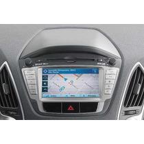 Central Multimidia Radio Cd Gps Bluetooth Carro Hyundai Ix35