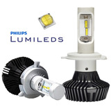 Kit Faros Focos Auto Camioneta Led Philips H4 9005 9007 M