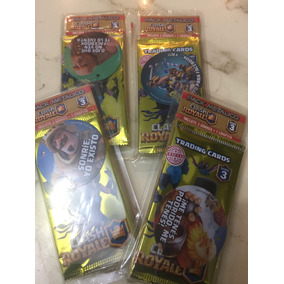 Pack Metálico Clash Royale Serie 3