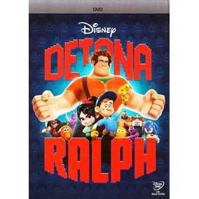 Dvd - Detona Ralph - Disney - Lacrado