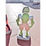 Porcelana Fria Hulk-thor-capitan America Precio Xlos3