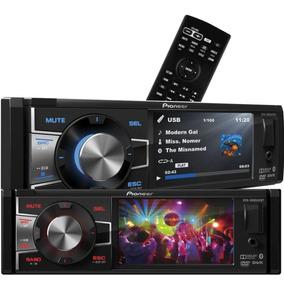 Dvd Player Pioneer Dvh 8880 Avbt Tela 3.5 Bluetooth Mp3