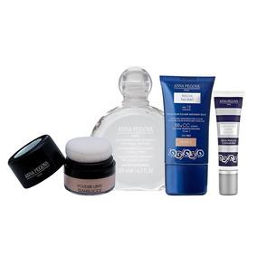 Coffret Maquillage - Nude 0 - Éclat Hd Anna Pegova - Kit