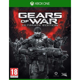 Gears Of War Ultimate Edition Xbox One Fisico + Envio Gratis