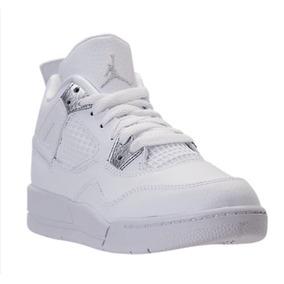 Zapatillas Nike Air Jordan Retro 4 Pure Money Niño Talle23.5