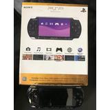 Videogame Portatil Sony Psp 3000 Completo Destravado (novo)