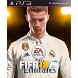 Fifa 18 Ps3 Digital Oferta