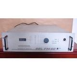 Transmissor De Fm Profissional 50 Watts (bel Fm 50)