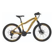 Bicicleta Infantil Athor Aro 24 Orion Shimano21v Freio Disco