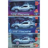 Volver Al Futuro Delorean Dmc1985 Esc: 1/24 Welly Coleccion