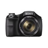 Cámara Digital Sony Dsch300 20.1mp Zoom Óptico 35x -negro