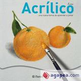 Atril Acrílico(libro Pintura)
