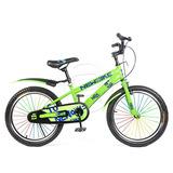 Bicicleta Cross Rin 20 Pulgadas En Aluminio Importada