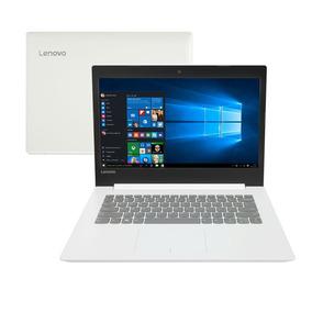 Notebook Lenovo Core I3-6006u 4gb 500gb Tela 14 Ideapad 320