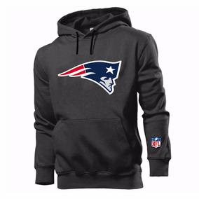 Blusa Moletom New England Patriots Futebol Americano Esporte 2694441e5268a