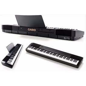 Casio Cdp 130bk Piano Digital De 88 Teclas Y 48 Notas