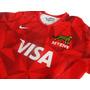 Camiseta Nike De Los Pumas Sevens Talle L