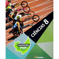 Livro Ciências 8 Projeto Araribá- Moderna-4ª Edição