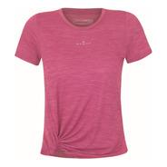 Camiseta Lupo Feminino Reflective Run Ref. 77068-001