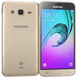 Celular Samsung Galaxy J3 Android 6.0 8gb - Dorado