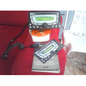 Mp3 Cd Ford My Conection Focus Ranger Ford Ka F250 Zerado