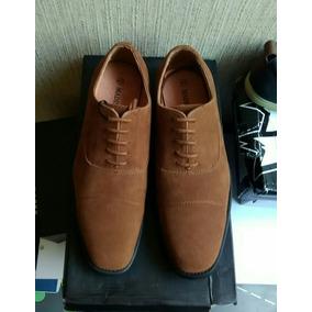 Zapatos Gamuza Hombre Azul - Ropa y Accesorios en Mercado Libre Perú cccf2d309b37f