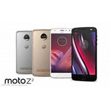Moto Z2 Play 4g Lte Fulld 12mp Huella 4gb Ram 64gb Motomod