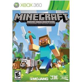 Minecraft Xbox 360 Edition Xbox 360 Mídia Física Lacrado