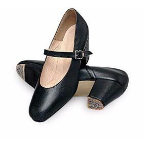 Zapato De Danza Folclórica Para Dama