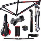 Kit Quadro Bike Venzo Raptor 29 Tam 19 Suspensão Spiner 300
