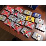 Juegos Nintendo 64 Varios Títulos ! Ntdf