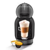 Cafetera Automática Dolce Gusto Mini Me Negra - Gris Obscuro