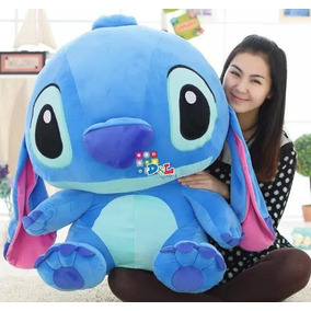 Stitch Peluche Tela Plush Gigante 60cm Disney Lillo & Stitch