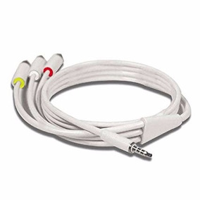 Macally Cable Av Para Ipod Classic 4g Y 5g, Cable De Av