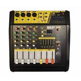 Consola Potenciada Skp Pro Audio Vz-40 Ii Bluetooth Stereo